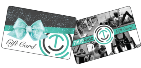 Gift Cards | True Ride Indoor Cycling