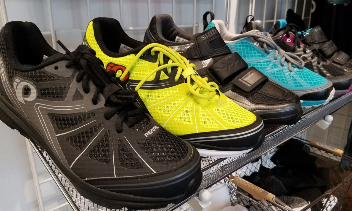 261e3855a0929d Indoor Cycle Shoes TRUE Ride