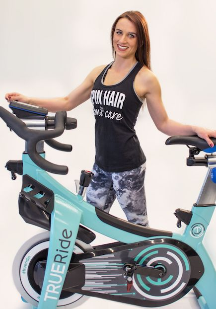 Lacey   Cycle Instructor   True Ride Indoor Cycling